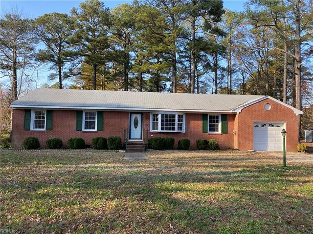 22210 Deer Ln, Southampton County, VA 23851 (#10352448) :: Judy Reed Realty