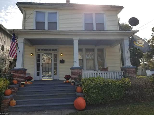1631 Mcdaniel St, Portsmouth, VA 23704 (#10352451) :: Rocket Real Estate