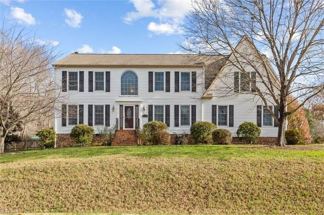 2776 Linden Ln, James City County, VA 23185 (#10352468) :: Atkinson Realty