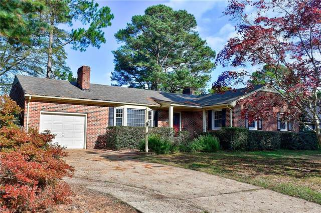 4504 Buckingham Dr, Portsmouth, VA 23703 (#10352500) :: Berkshire Hathaway HomeServices Towne Realty