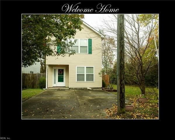 1827 Warfield St, Chesapeake, VA 23324 (#10352530) :: Verian Realty