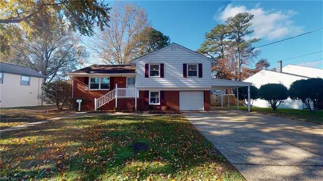 823 Arlington Ter, Hampton, VA 23666 (#10352574) :: Atkinson Realty