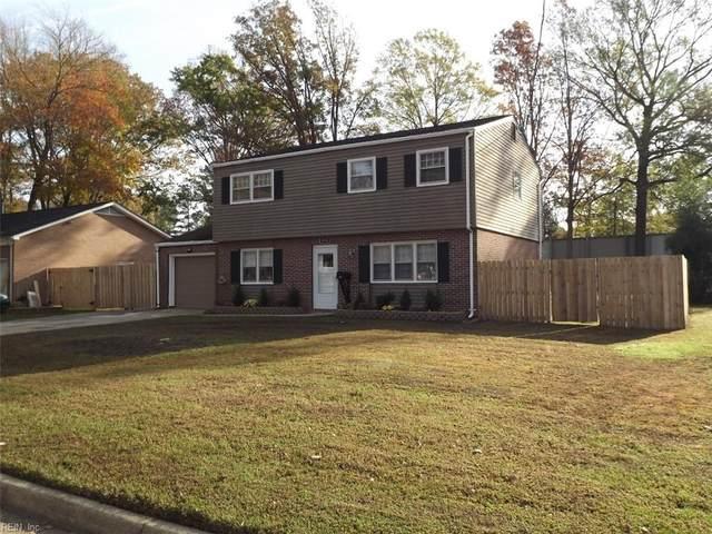 824 Balthrope Rd, Newport News, VA 23608 (#10352623) :: Berkshire Hathaway HomeServices Towne Realty