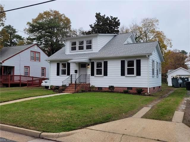 302 Cherokee Rd, Hampton, VA 23661 (#10352641) :: Gold Team VA