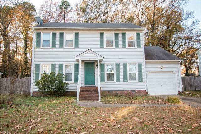 4 Glen Forest Dr, Hampton, VA 23669 (#10352711) :: Verian Realty