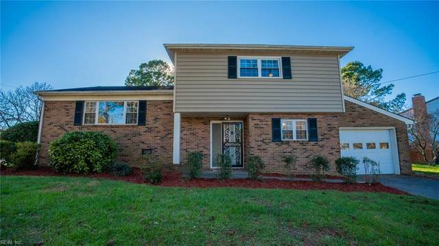2333 General Longstreet Dr, Virginia Beach, VA 23454 (#10352735) :: Austin James Realty LLC