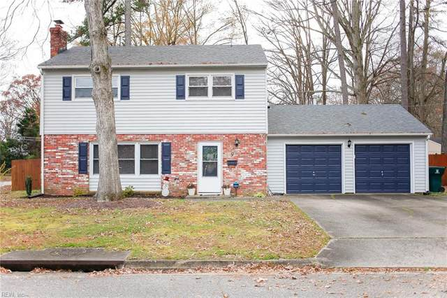 9 Cornwallis Pl, Newport News, VA 23608 (#10352768) :: Judy Reed Realty