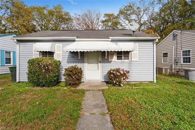 444 Smiley Rd, Hampton, VA 23663 (#10352785) :: Berkshire Hathaway HomeServices Towne Realty
