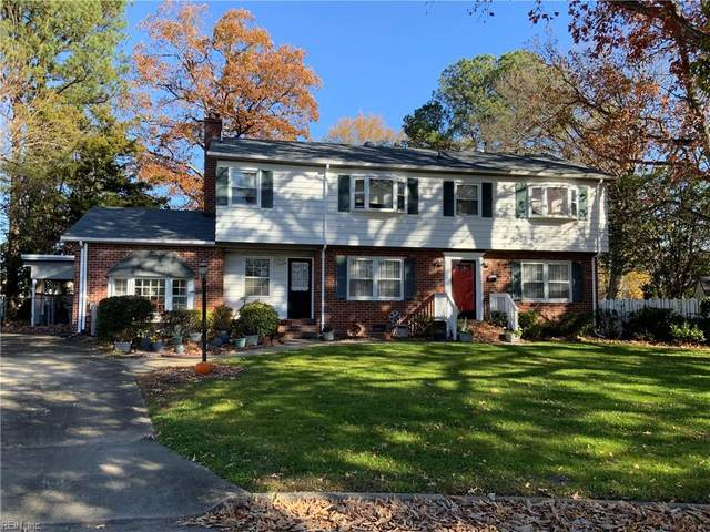 514 Malvern Hill Cir, Hampton, VA 23663 (#10352814) :: Berkshire Hathaway HomeServices Towne Realty