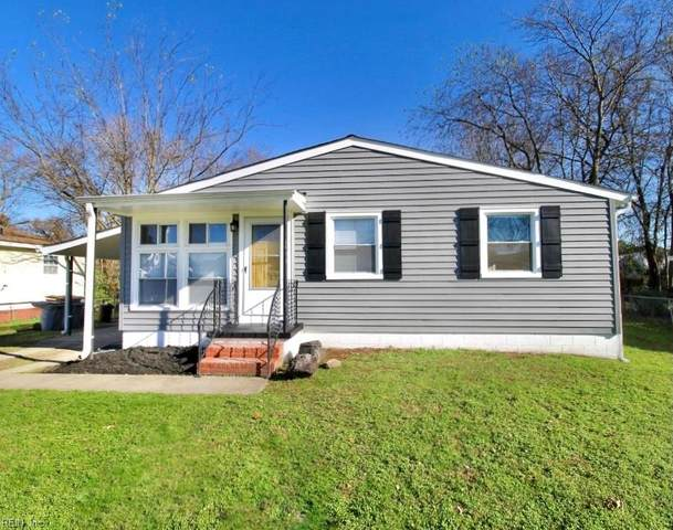 130 Ransone St, Hampton, VA 23669 (#10352847) :: Atkinson Realty