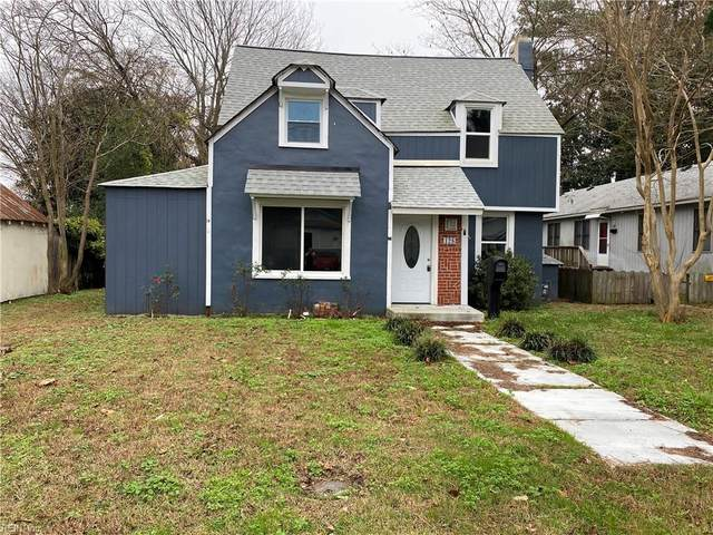 128 N 4th St, Hampton, VA 23664 (#10352920) :: Abbitt Realty Co.