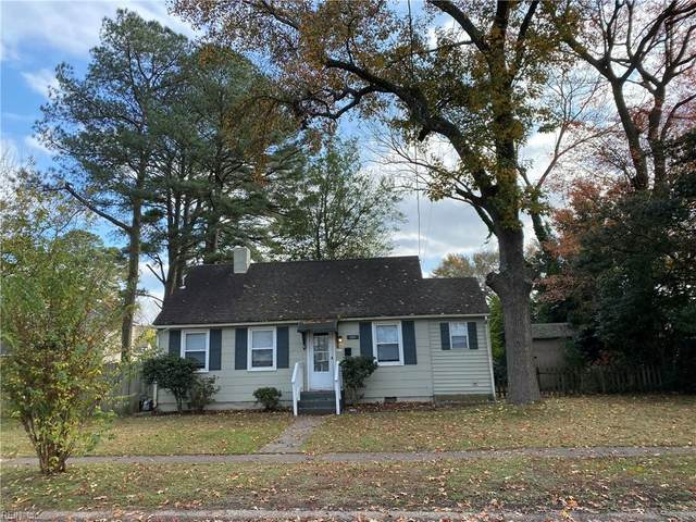 5341 Ashby St, Norfolk, VA 23502 (#10352922) :: The Kris Weaver Real Estate Team