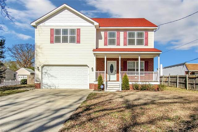 12 Gambol St, Newport News, VA 23601 (#10352974) :: Momentum Real Estate