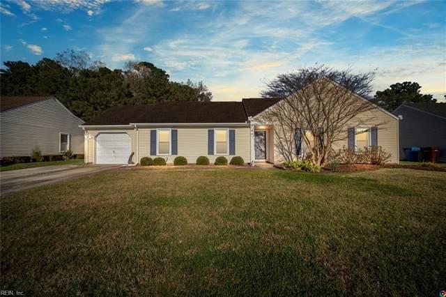 1213 New Mill Dr, Chesapeake, VA 23322 (#10352988) :: Atkinson Realty