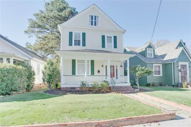 308 Maryland Ave, Portsmouth, VA 23707 (#10353018) :: Verian Realty