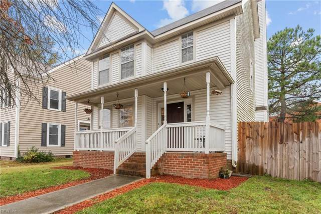 931 Norchester Ave, Norfolk, VA 23504 (#10353025) :: Kristie Weaver, REALTOR
