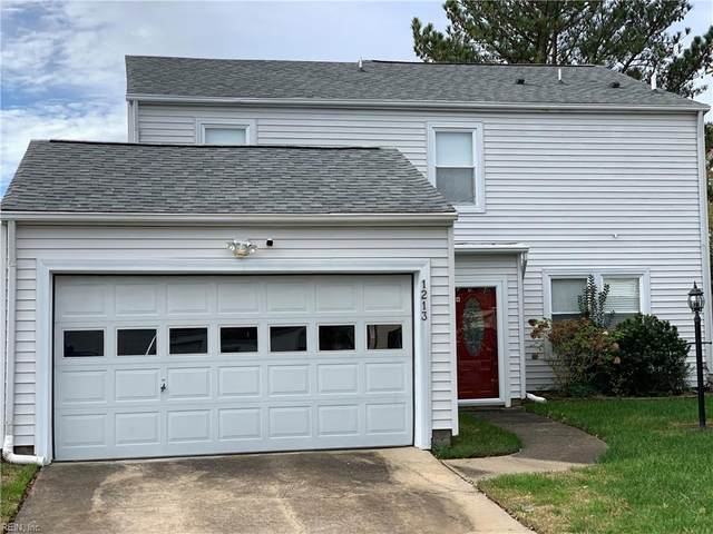 1213 Ferndale Ct, Virginia Beach, VA 23464 (#10353068) :: Kristie Weaver, REALTOR