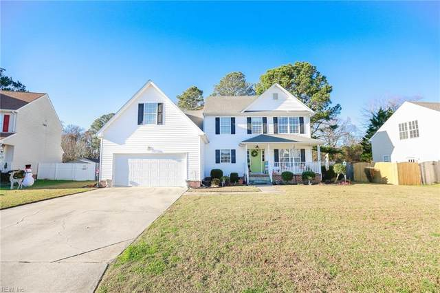 23254 Spring Crest Dr, Isle of Wight County, VA 23314 (#10353100) :: Judy Reed Realty