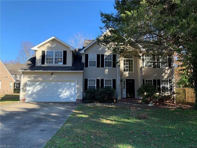 456 Menchville Rd S, Newport News, VA 23602 (#10353137) :: Verian Realty