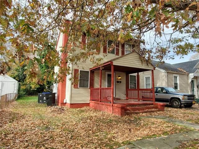 2104 Parker Ave, Portsmouth, VA 23704 (#10353160) :: Atlantic Sotheby's International Realty