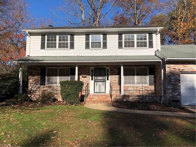 729 Jouett Dr, Newport News, VA 23608 (#10353218) :: Berkshire Hathaway HomeServices Towne Realty