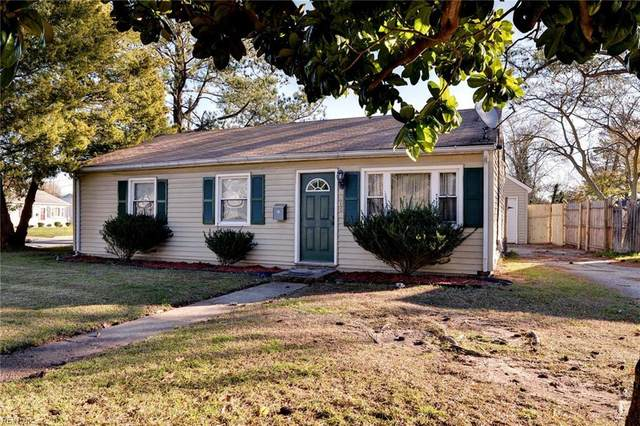 806 Morris St, Hampton, VA 23663 (#10353236) :: The Bell Tower Real Estate Team