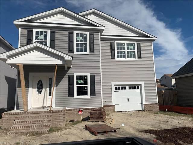 1400 Vine St, Norfolk, VA 23523 (#10353258) :: The Bell Tower Real Estate Team