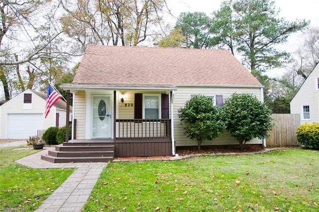 820 Martin Ave, Portsmouth, VA 23701 (#10353271) :: Atkinson Realty