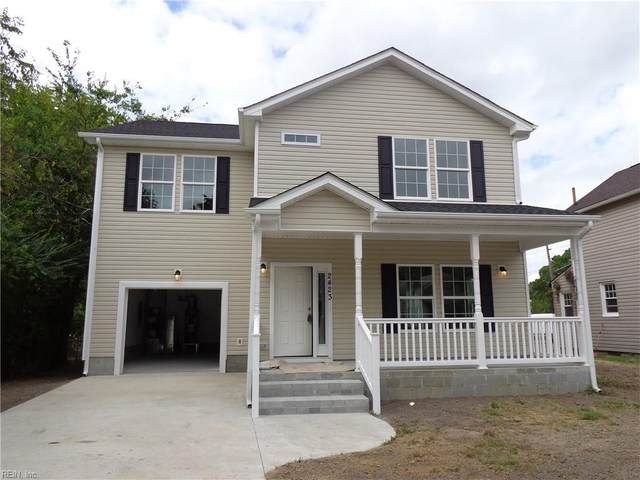 927 W Washington Ave, Norfolk, VA 23504 (#10353284) :: Crescas Real Estate