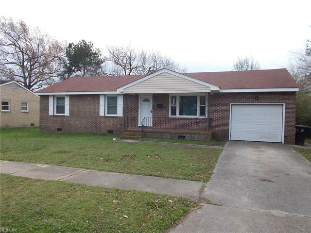 715 Coolidge St, Portsmouth, VA 23704 (#10353343) :: Berkshire Hathaway HomeServices Towne Realty