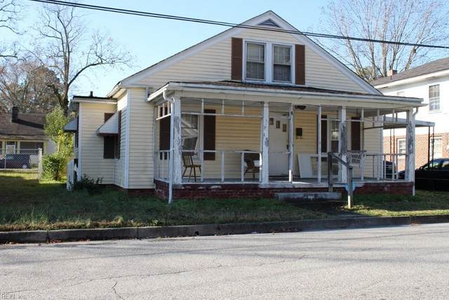 309 Edwards St, Franklin, VA 23851 (#10353355) :: Berkshire Hathaway HomeServices Towne Realty