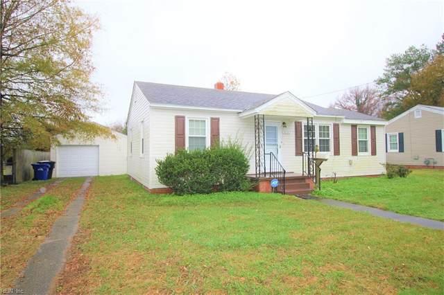 3427 Elliott Ave, Portsmouth, VA 23702 (#10353390) :: Atkinson Realty