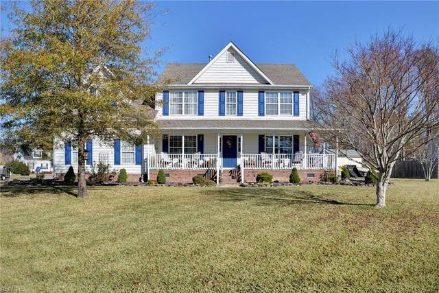 22448 Doris Dr, Isle of Wight County, VA 23314 (#10353391) :: Seaside Realty
