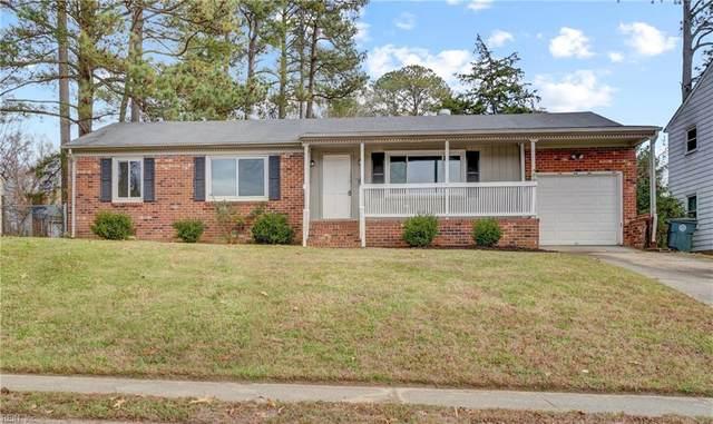 852 Lucas Creek Rd, Newport News, VA 23608 (#10353399) :: Berkshire Hathaway HomeServices Towne Realty