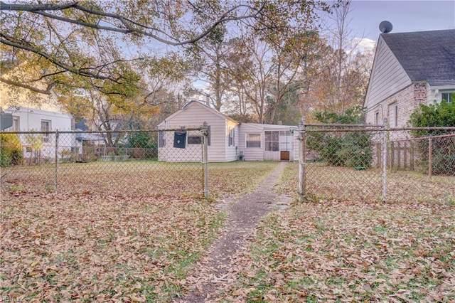 217 Burleigh Ave, Norfolk, VA 23505 (#10353417) :: Atkinson Realty