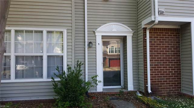 3 Hackberry Pl, Hampton, VA 23666 (#10353431) :: Atkinson Realty