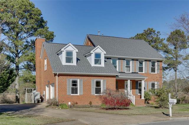 149 Pine Creek Dr, Hampton, VA 23669 (#10353450) :: Gold Team VA