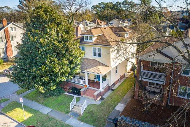 4814 Colonial Ave, Norfolk, VA 23508 (#10353456) :: Atkinson Realty