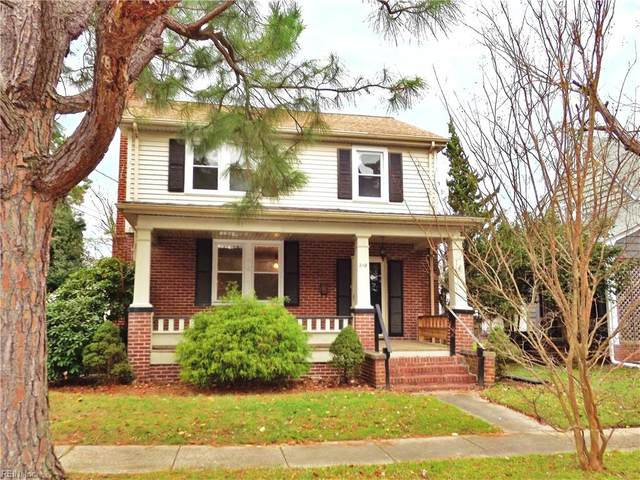 210 Constitution Ave, Portsmouth, VA 23704 (#10353459) :: RE/MAX Central Realty