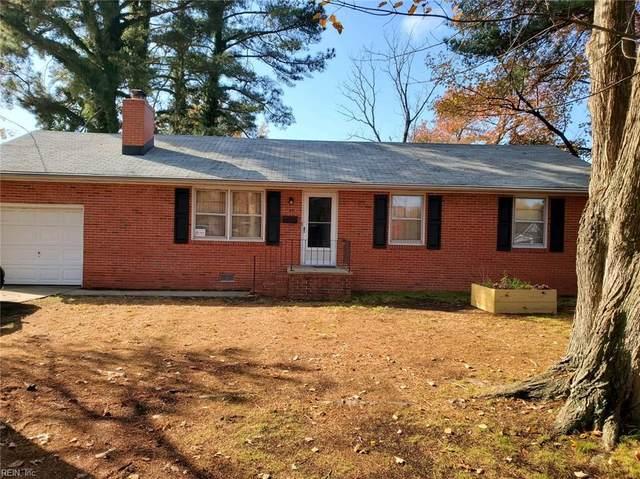 27 Nutmeg Quarter Pl, Newport News, VA 23606 (#10353484) :: Atkinson Realty