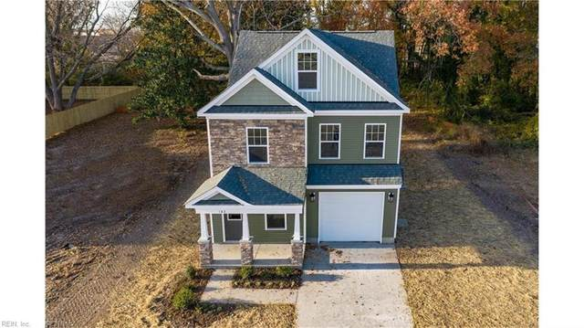 Lot 700 Hudgins Cir, Suffolk, VA 23436 (#10353558) :: Atkinson Realty