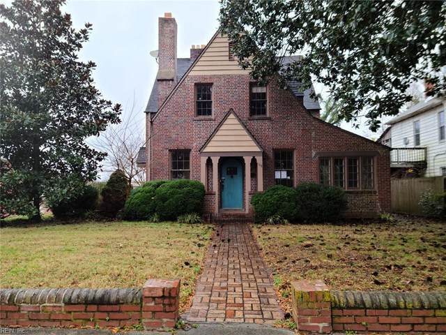 108 N High St, Franklin, VA 23851 (#10353567) :: Avalon Real Estate