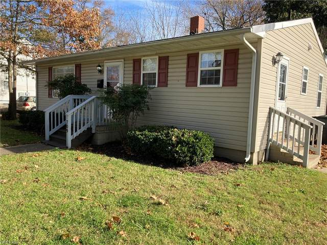 709 Jewell Ave, Portsmouth, VA 23701 (#10353658) :: Crescas Real Estate