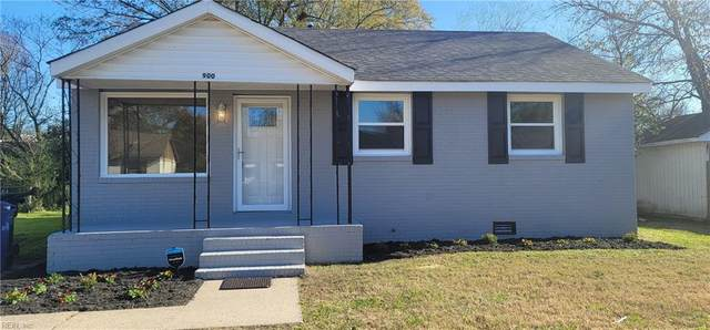 900 Duce St, Portsmouth, VA 23701 (#10353665) :: Berkshire Hathaway HomeServices Towne Realty
