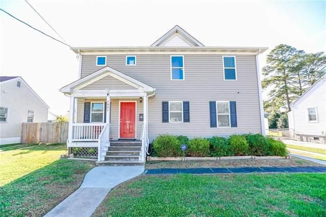 1807 Broadfield Rd, Norfolk, VA 23503 (#10353715) :: Atkinson Realty