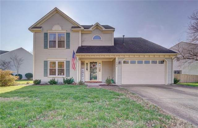 1860 Burwillow Dr, Virginia Beach, VA 23464 (#10353725) :: Seaside Realty
