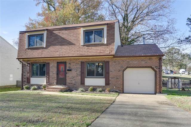 711 Godfrey Dr, Newport News, VA 23602 (#10353728) :: Judy Reed Realty