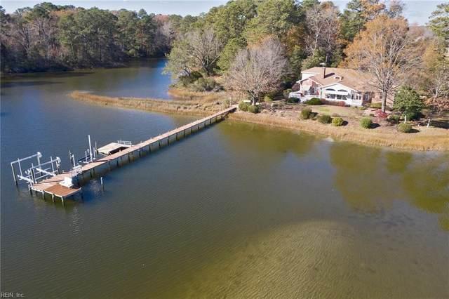 220 Raines Creek Ln, Mathews County, VA 23021 (#10353775) :: Seaside Realty
