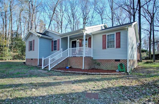 135 Boswell Ln, King William County, VA 23181 (#10353793) :: Atkinson Realty