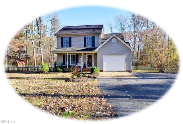 9733 Woods Cross Rd, Gloucester County, VA 23061 (#10353899) :: Kristie Weaver, REALTOR